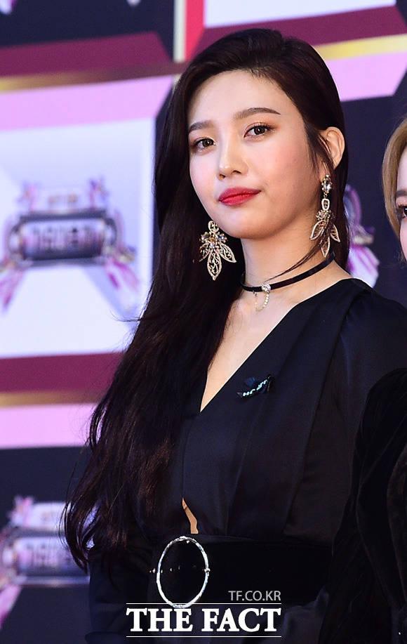 Red Velvetのジョイが韓国芸術団の平壌公演に参加できなくなった。