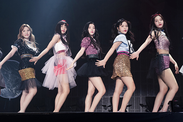 Red Velvet(読み:レッドベルベット)