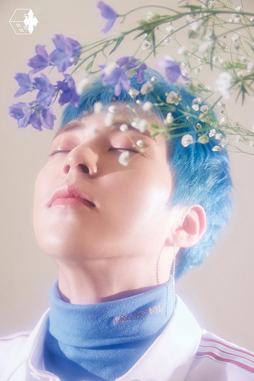 """EXO-CBX""がメンバー・シウミンのティーザー写真を公開。|SMエンターテインメント"