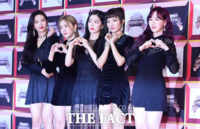 Red Velvetがガールズグループを対象にしたブランド評判調査で1位を獲得した。
