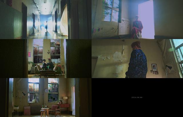 ホ・ヨンセンの新曲『地球が滅亡しても(原題)』のミュージックビデオ予告映像
