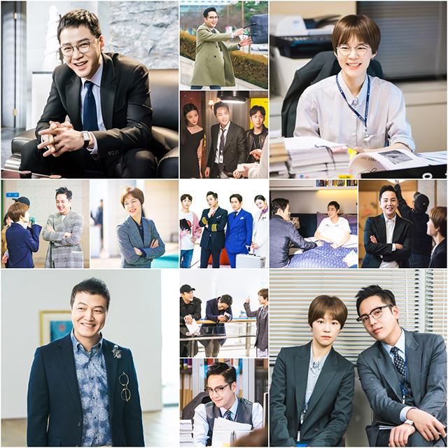 写真:SBSドラマ「スイッチ-世界を変えろ」