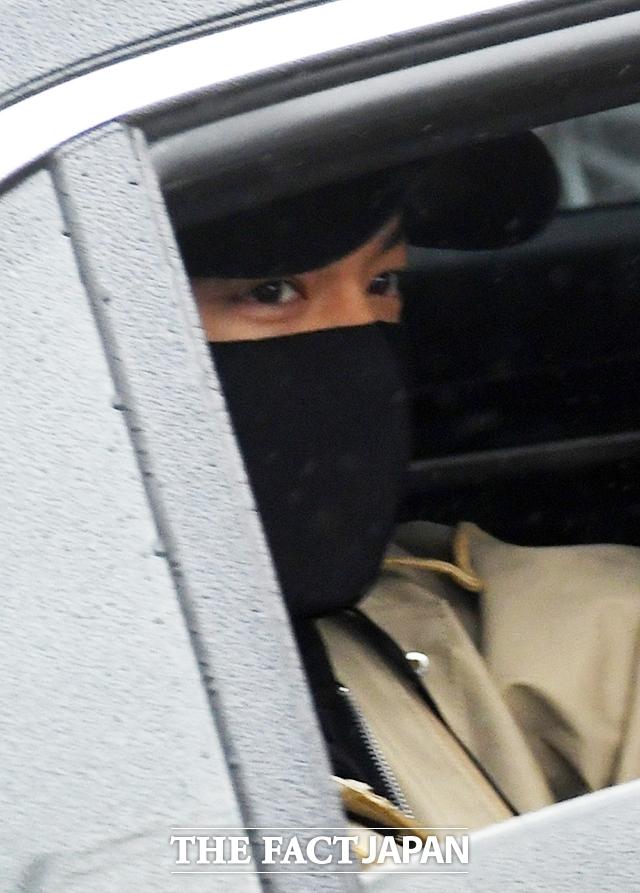 写真は3月15日、陸軍訓練所に入所する際に撮影したもの。|THE FACT DB