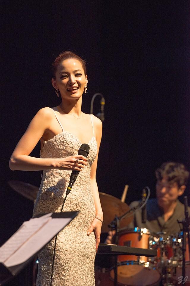韓国のジャズ・シンガーMoon