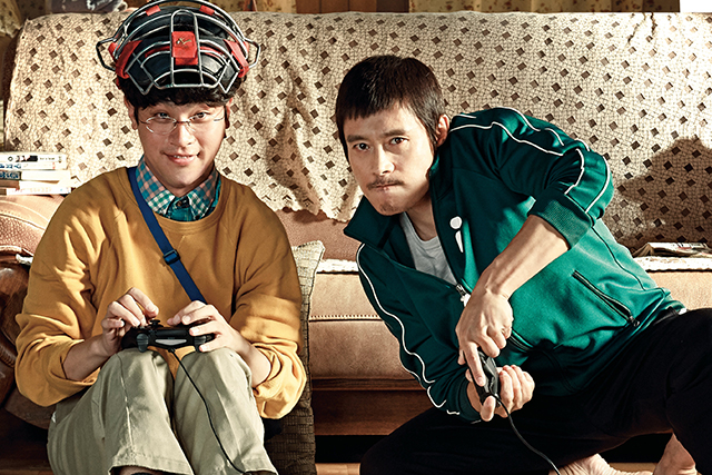 (c) 2018 CJ E&M CORPORATION, JK Film ALL RIGHTS RESERVED