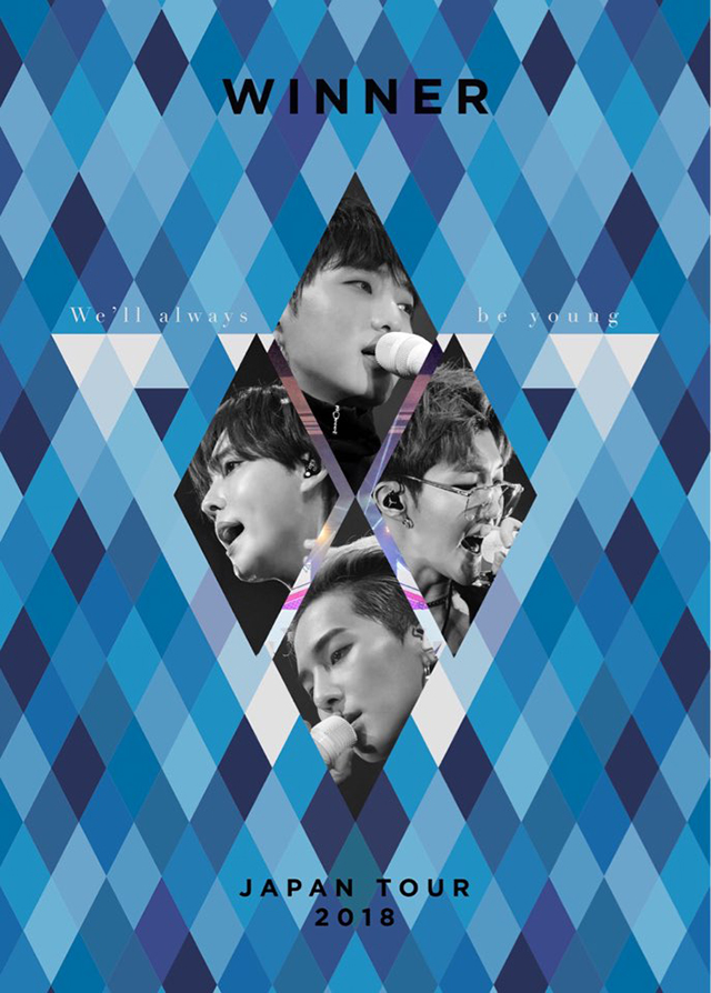 WINNER LIVE DVD & Blu-ray