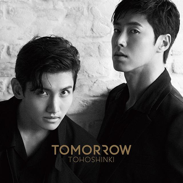 「TOMORROW」通常盤   写真提供:S.M.ENTERTAINMENT