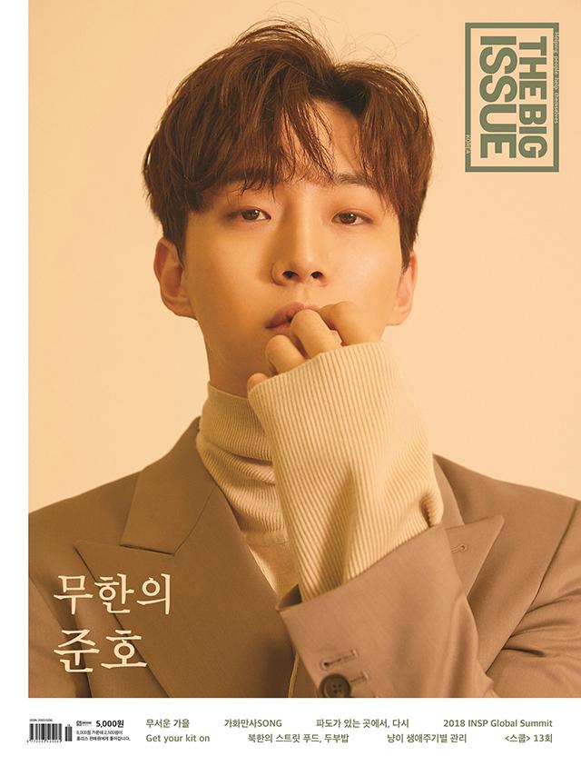 写真提供:THE BIG ISSUE韓国版