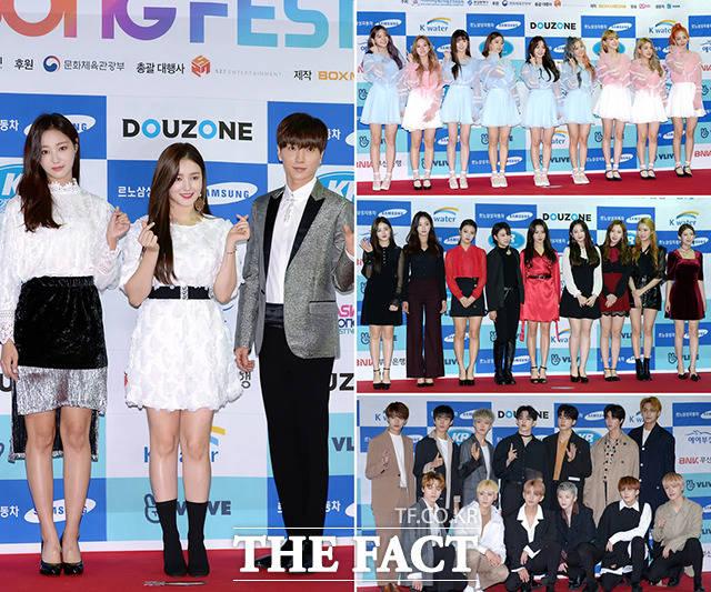 「2018アジアソングフェスティバル」が2日と3日、韓国・釜山で行われた。 撮影:イ・ソナ
