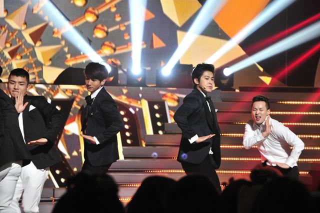 ©2018 MBC(画像は『2017 MBC歌謡大祭典』より)
