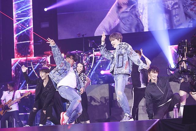 写真提供:C-JeS Entertainment