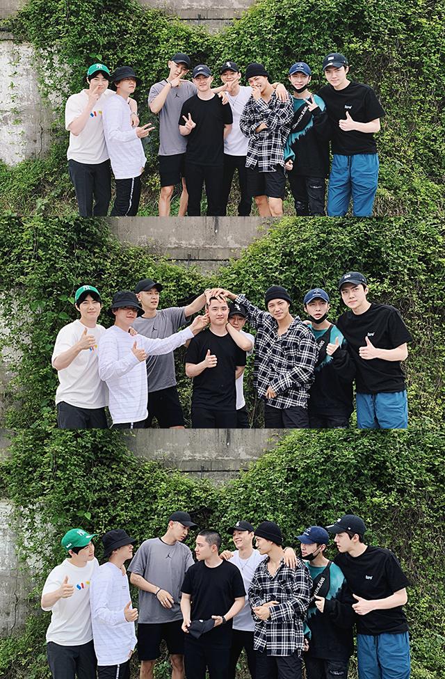 写真:EXO Twitter