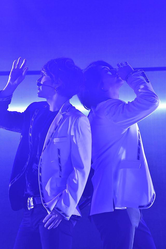 ユナクとソンジェによるユニット「Double Ace」