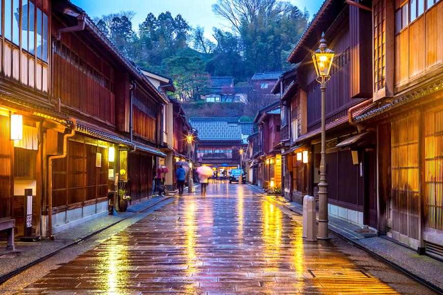 世界が評価する観光地・金沢の魅力と不動産価値