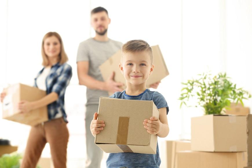 7年で4回の子連れ引越し。転勤地で子育てをスタートするときの心得5つ
