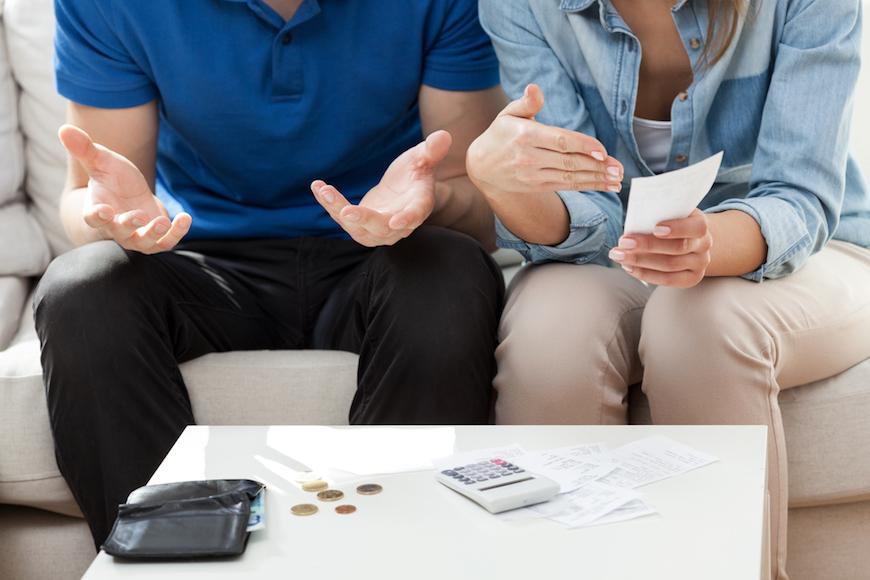 ただの夫婦喧嘩で済まされないお小遣い攻防戦、メタボ家計も改善できる?