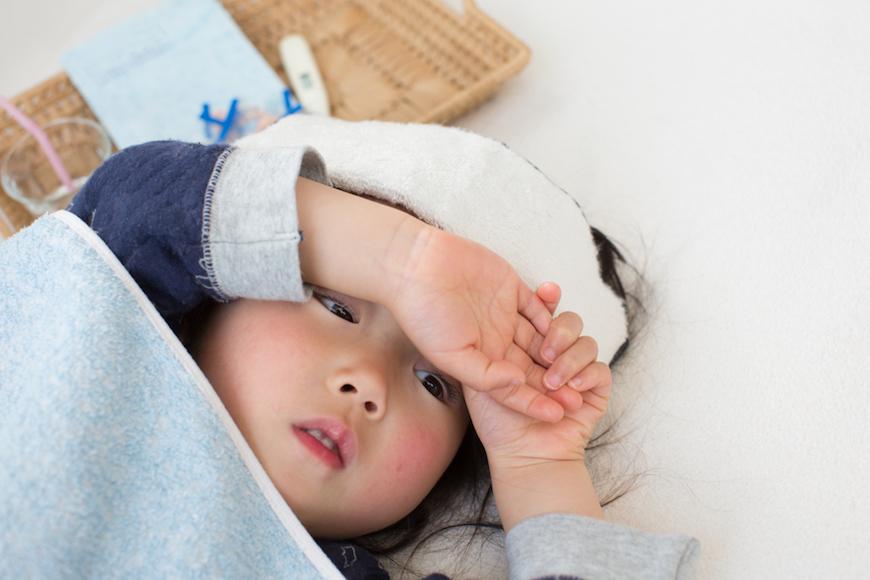1歳娘が胃腸炎でけいれん。その様子を見た親のショックとは