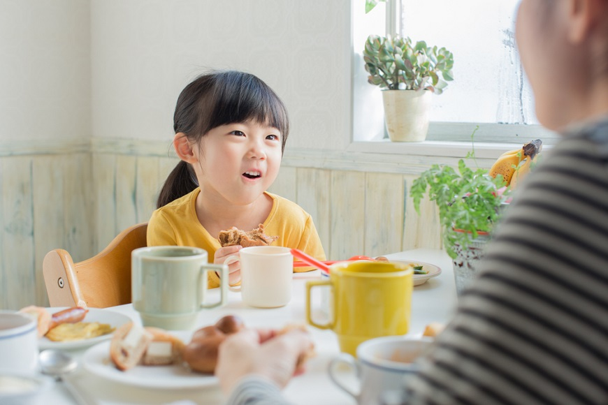 子どもの思考力がアップする5つのフレーズ〜普段の会話にちょっと足すだけ!