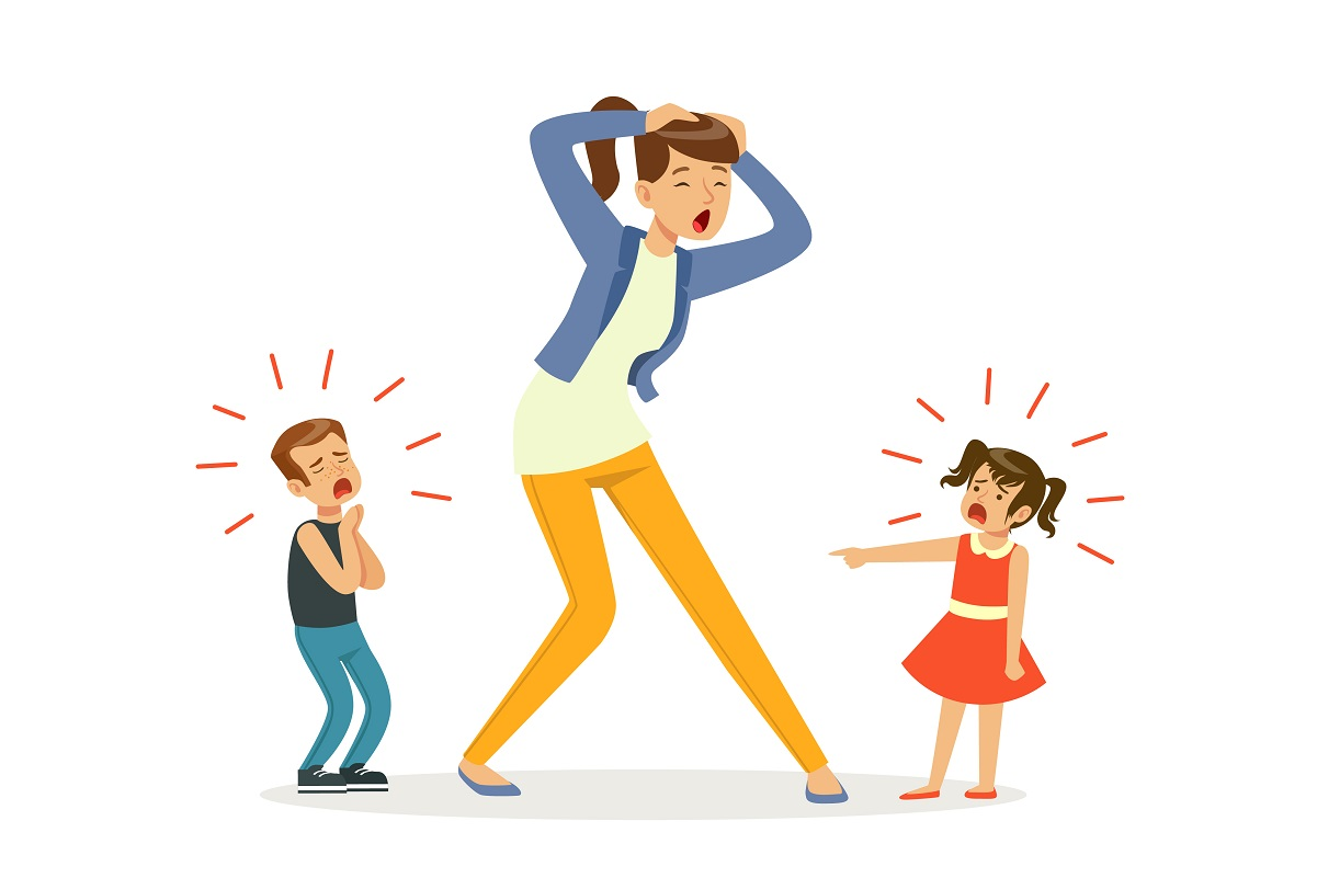 ママの罪悪感は尽きない…でもママを苦しめるのは子供じゃない!