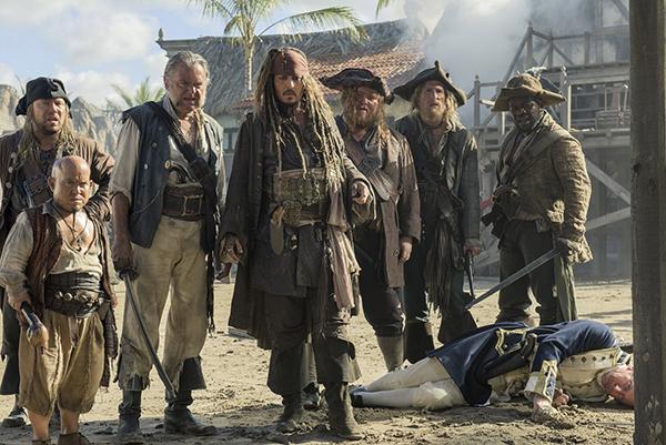 『パイレーツ・オブ・カリビアン/最後の海賊』7月1日(土)全国ロードショー