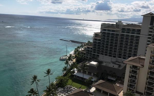 5歳の息子とハワイに行ってみた!