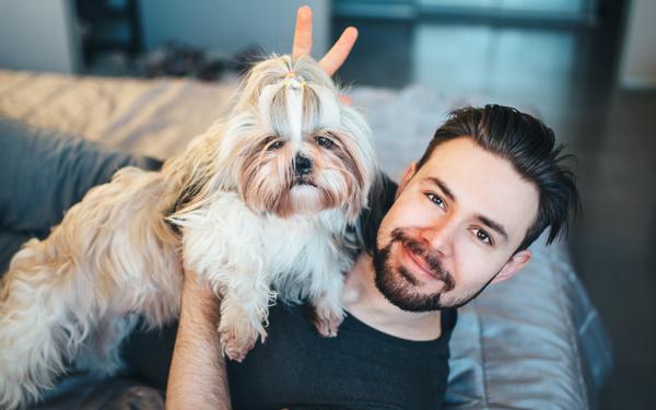 犬系夫は上手に褒めて、愛情深い夫に育て上げる!