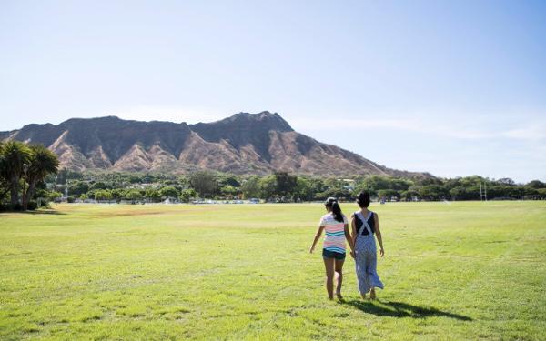 冬のハワイ、子連れ旅