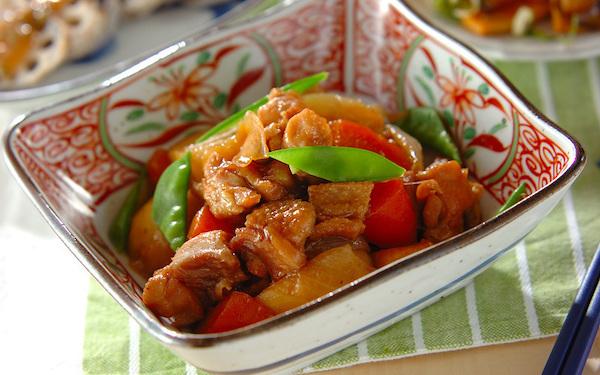 こっくりとした味わい、家族が喜ぶ美味しい鶏じゃが