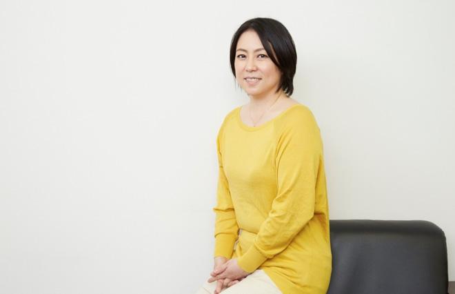 倉田真由美「自分の幸せを追求して」