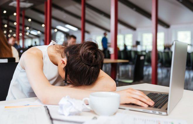 丸の内女子は疲れてる 8割が「いつも疲労感」