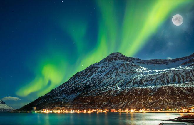オーロラバージンならアイスランドへ