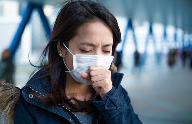 インフルエンザは「接触感染」にも注意して