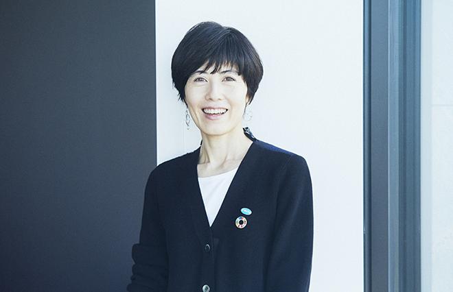小島慶子さんに聞く、テレビ業界の女性へのまなざし