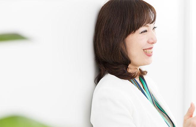 戸田久実さんに聞く「本当に大事にしたい女性の品位」