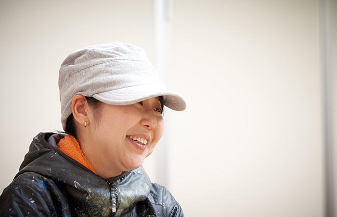 「年とともにどんな変化が起こるか楽しみ」銭湯絵師・田中みずきさん