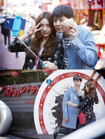 22日、SBSドラマ「匂いを見る少女」側はチェ・ムガク(ユチョン)とオ・... 拡大写真 22日