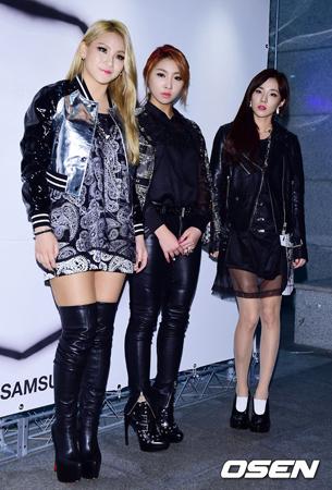 韓国ガールズグループ「2NE1」が、今月21日に「GOOD BYE」の音源を発表するという。メンバーのCL、BOM、DARAからの最後の曲となる。(提供:OSEN)