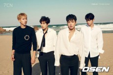 「CNBLUE」、中国音楽サイト週間チャートで1位獲得(提供:OSEN)