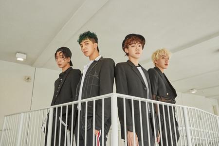 韓国アイドルグループ「WINNER」の新曲「REALLY REALLY」がアップルミュージック「Best of the Week」に選定された。(提供:OSEN)