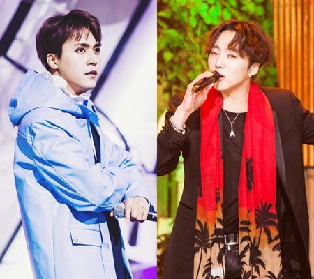 「Highlight」ドンウン&「WINNER」スンユン、パク・ソヒョンとラジオ番組でダブルDJ(提供:news1)