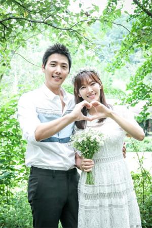 【公式】俳優イ・サンウ&女優キム・ソヨン、6月9日に非公開挙式(提供:OSEN)