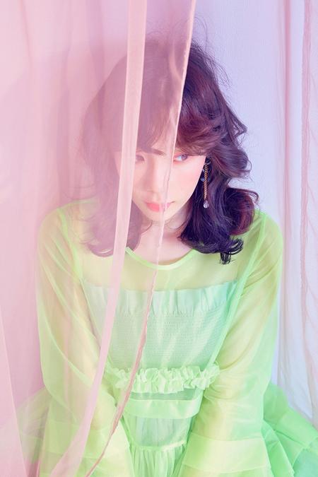 「少女時代」テヨン、1stアルバム「My Voice」デラックス・エディションもgaon週間チャート1位に(提供:news1)
