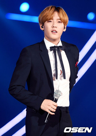 韓国ボーイズグループ「BTOB」メンバーのミンヒョク側が、SNSでの騒動に関して公式コメントを出した。(提供:OSEN)