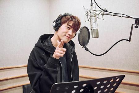 韓国ボーイズグループ「ZE:A」メンバーのヒョンシクが、自身が出演するドラマ「力の強い女ト・ボンスン」OSTのフィナーレを飾る。(提供:OSEN)