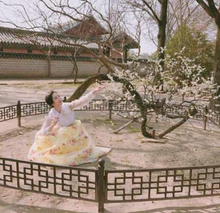 """女性タレント イェ・ジョンファ、""""立ち入り禁止""""場所で撮影しSNS掲載 「反省しています」(提供:news1)"""