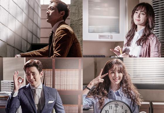 大ヒットオフィスコメディ「キム課長」、第1話特別試写会を4月20日(木)「J:COM Wonder Studio」で開催!