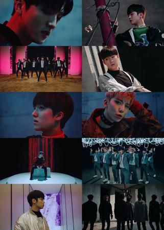 「SF9」、新曲「Easy Love」音源&MV公開! (提供:OSEN)