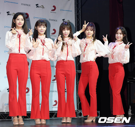 韓国ガールズグループ「CRAYON POP」側が「解散ではない」と強調した。