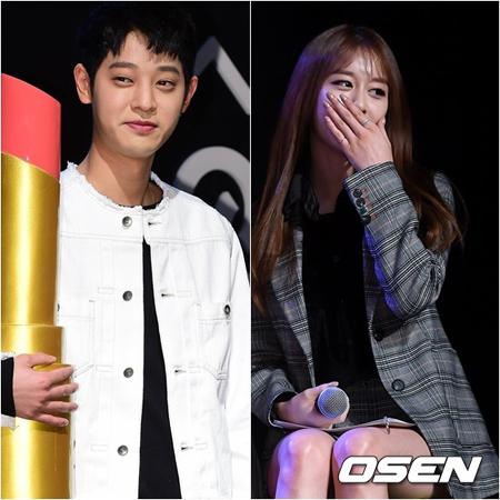 韓国ガールズグループ「T-ARA」ジヨン(23)と歌手チョン・ジュンヨン(28)に熱愛説が浮上した。そんな中、「T-ARA」側がこれを強く否認した。