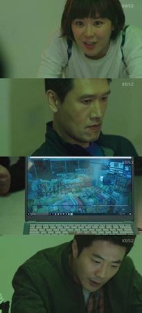ドラマ「推理の女王」より(提供:OSEN)